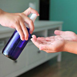 nước kangen 2.5 rửa tay khô diệt virus corona 3